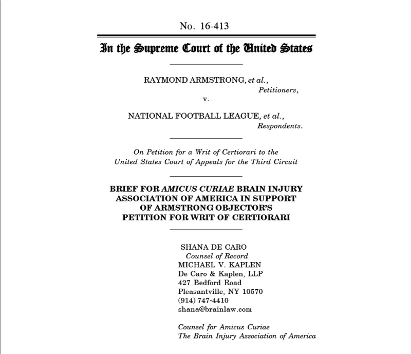BIAA Supreme Court Amicus Brief Cover Page